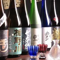 豊富なドリンク!アルコールは70種類以上常備!