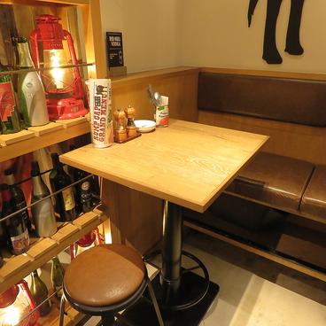 神田の肉バル ランプキャップ RUMP CAP 池袋西口店の雰囲気1