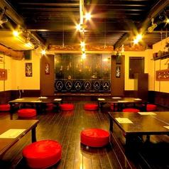 【2F】30名様~貸切OKのお座敷席♪宴会に人気です!