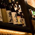 入手困難 厳選された焼酎をご用意。料理と素材の味を存分に生かし、引き立てることのできる日本酒をご堪能下さい。日本酒が苦手という方にも、素晴らしい出会いがあるかもしれません。また、日本酒以外にも焼き鳥などに良く合うビールもご用意しております。