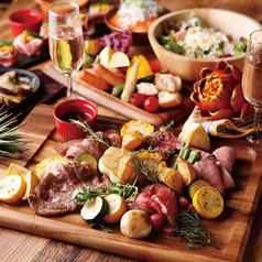 京の酒道 つどいのおすすめ料理1