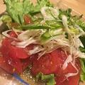 料理メニュー写真フレッシュサラダ