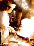 中華のジャンジャンゴーで…本場の味をシェフが作ってます。