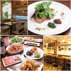 イタリアンバール TSUKIJI Rodolfo Kitchen 築地 ロドルフォキッチンの写真