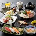 2時間の飲み放題が付いたコースを5000円から各種ご用意しております。見た目も鮮やかな色とりどりの料理をお好みのお酒とお愉しみください。