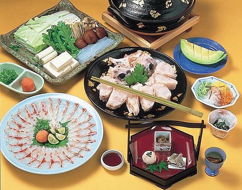 高根木戸駅徒歩1分!房総の新鮮魚介をご堪能ください!