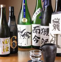 日本全国の日本酒を飲み放題で♪