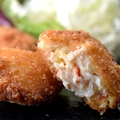 料理メニュー写真タラバ蟹のクリームコロッケ(2ケ)