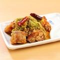 料理メニュー写真台湾カラアゲ