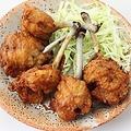 料理メニュー写真【1個1個がデカい!】錦爽鶏チューリップ唐揚げ