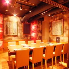【完全個室】20名様までご利用頂けます!会社宴会や各種宴会にオススメ!