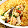 梅欄と言えば【梅蘭やきそば】!中華街でも行列のできる味は必食です!
