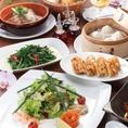 平日の夜限定でデザート含む料理8品「ジンホア御膳」1500円をご用意しております!また2時間飲み放題も+1500円でお楽しみいただけます!シンガポール料理をリーズナブルに楽しめます♪