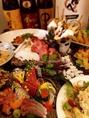 宴会コース【飲み放題付き】も3500円~よりご用意!ご予算、お料理内容もお気軽にご相談下さい☆