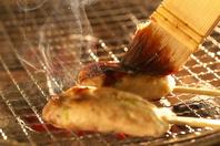 愛知県産の鶏肉を使用!手づくりつくね