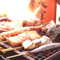 焼いて楽しい、食べておいしい【浜焼太郎】の豪快浜焼★