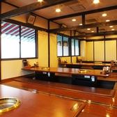 韓食房 おんどる 東静岡店の雰囲気2