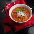 料理メニュー写真人気NO.3 タンタン麺