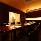 優雅な個室☆落ち着いた雰囲気のお部屋で、ゆったりお寛ぎください♪※こちらのお席は半個室です。
