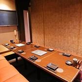 様々なタイプの完全個室のお席をご用意しておりますので松山での女子会や合コン、仲間内での飲み会、同窓会や会社宴会などの各種ご宴会にはもちろん、ご接待やご会食などの外せないシーンにも最適です。各種ご宴会に最適な飲み放題付の宴会コースご用意しております。