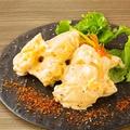 料理メニュー写真エビマヨ&鶏マヨ