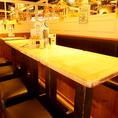 テーブル席♪