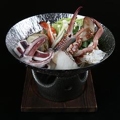 料理メニュー写真海鮮貝焼き