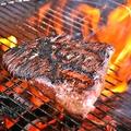 料理メニュー写真スペシャルBBQ食べ放題コース