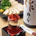 日本酒をはじめ豊富なお酒をご用意、美味しいお料理に美味しいお酒。飲み放題メニューもご用意!是非足を運んでください!