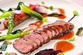 料理メニュー写真美杉産 鹿肉のロースト