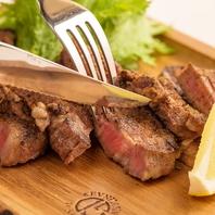 肉ソン大統領ならではの豪快肉料理をお楽しみください☆
