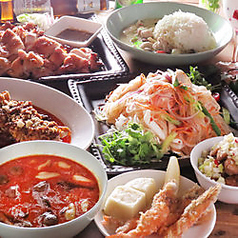 ASIAN TABLE サーカスサーカスのおすすめ料理1