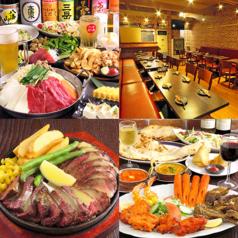 京王よみうりランド リティス レストラン ワイン&肉の写真