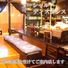 セイ Sei 誠 本店 鉄板 炭焼ダイニングの雰囲気1