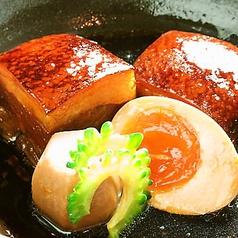 特製ラフティー(豚角煮)