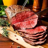 質の高い肉と多彩なメニュー、本場スタッフおもてなし!