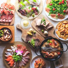 魚とワイン サカナメルカート・ゼン WACCA池袋店の写真