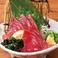 料理メニュー写真鰹の刺身