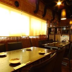 6名様テーブル席 6名様テーブル席 ※お席をさまざまな角度から撮影させていただいております