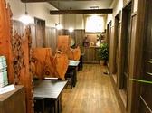 のざわ屋食堂の雰囲気2