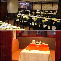 少数人におすすめ完全個室&大中華宴会OKの大広間