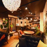仙台一番町のおしゃれカフェ