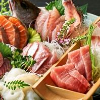 【目利き自慢の鮮魚を堪能!】田町で味わう新鮮魚介