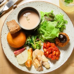 ベジモ野菜食堂のおすすめ料理1