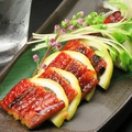 料理メニュー写真【志布志市大隈漁場より】大隈ウナギの藁香る蒲焼き