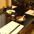 最大30名様までご利用いただけます。本格懐石料理をお手軽に徳島駅前で!