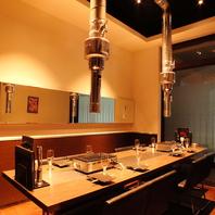上質な完全個室空間と上質なお肉で贅沢宴会