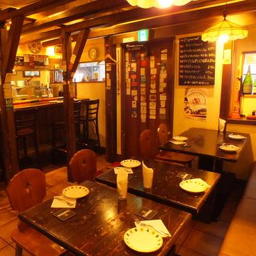 バルバラッカ Bar Barracaの雰囲気1