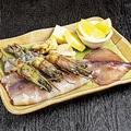 料理メニュー写真海鮮鉄板焼