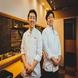 文化と進化をテーマに2人の職人がおくる新しい日本料理